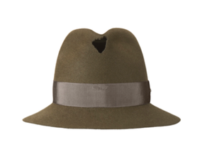 RACHEL SKEPPER HAT RS1 (Size 60cm in 3 colors OLIVE GREEN, FRENCH NAVY and BLACK)