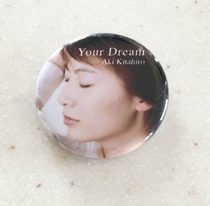 【缶マグネット】Your Dream