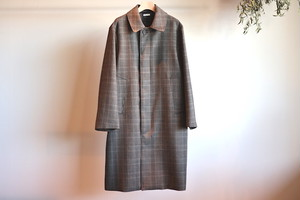 『LENO』 Stand Fall Collar Coat