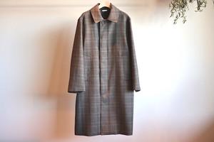『LENO』 Stand Fall Collar Coat