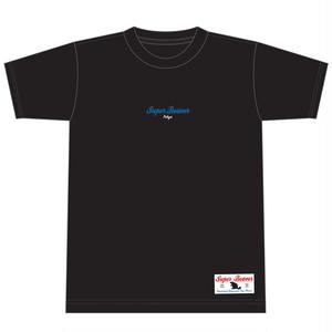 タグTシャツ【ブラック】