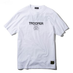 Subciety TROOPER S/S / サブサエティ Tシャツ / 108-40377