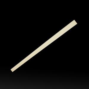 8寸 白楊 元禄箸(黒)