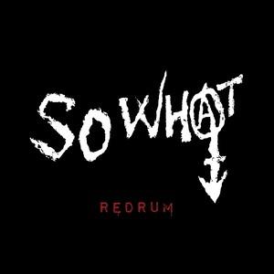 SO WHAT / REDRUM (CD)