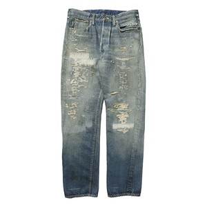 "JELADO ""BASIC COLLECTION"" 44DENIM VINTAGE FINISH フェイドインディゴ [JP52319]"