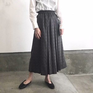pleat long skirt to wonder 2