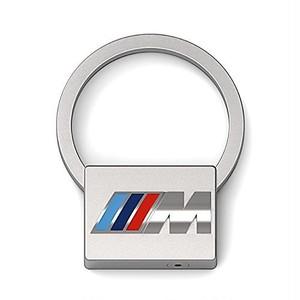BMW純正部品 ///M PERFORMANCE キー・リング シルバー