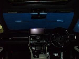 LEXUS RX200t/300/450hフルセットサンシェード