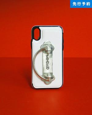 ハンドル付きiPhoneケース / ホワイト / iPhoneX タイプ[WEB限定先行予約]