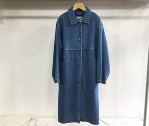 "69(sixty-nine)""Simple Coat Denim Midium Wash"""