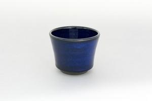 青釉 湯呑(そばちょこ型)