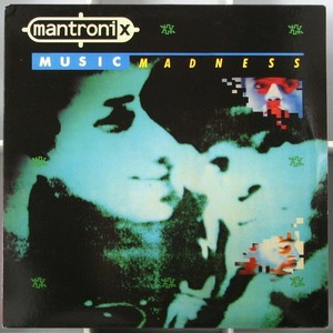 Mantronix - Music Madness(CD)