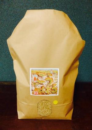 こうばる支援米5キロ【玄米】