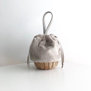 YANAGI × FAR BAG/ BEIGE