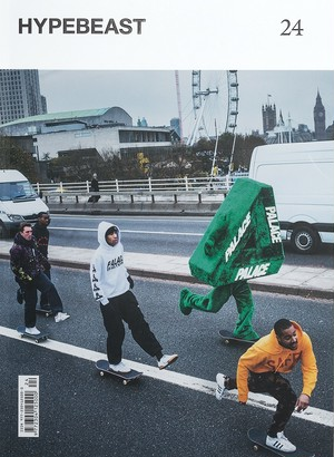 【洋雑誌】HYPEBEAST Magazine Issue24