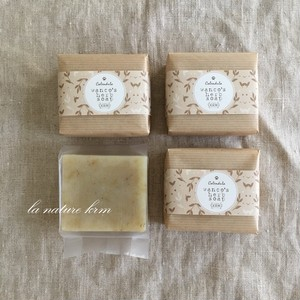 *送料無料*wanco's herb soap ~calendula~