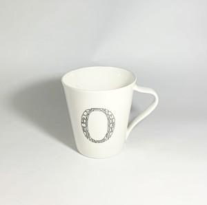 ROBROY mug cup  -マグカップ 白 -