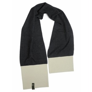 192ASF05 Jersey scarf 'manche' ストール