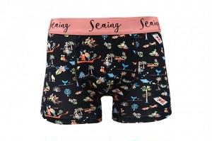 seaing シーング ボクサーブリーフ CORAL BEACH Ⅱ