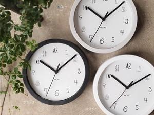 【松尾ミユキ】掛け時計 Sサイズ