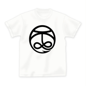 TREMATODA LOGO T-shirts WHITE
