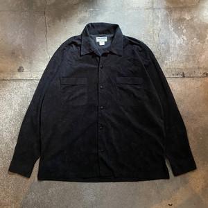 90s Open Coller Shirt / USA