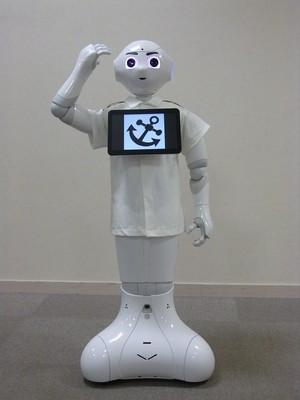 ロボット☆ファッション☆制服☆船長☆Pepper向け PSI16-001