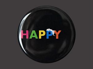 レオパバッジ HAPPY