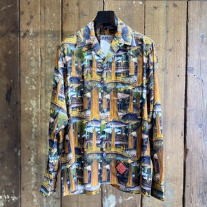 KIDILL キディル / LS Aloha Shirts / Day Is Done