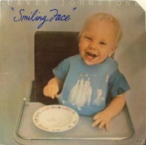 【LP】DAVEY JOHNSTONE/Smiling Face