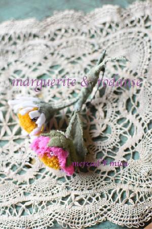 6:corsage**marguerite & rodanse