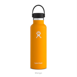 【Hydro Flask】HYDRATION 21 oz Standard Mouth - Mango