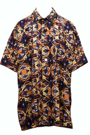 Aloha Shirts (Yellow)