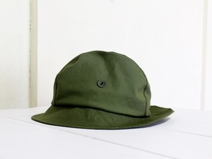 ABOA HAT | C/N TWILL FOREST GREEN【M】