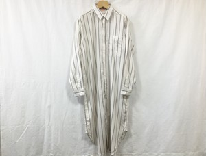 "MAISON EUREKA "" MY LONG SHIRT "" STRIPE"