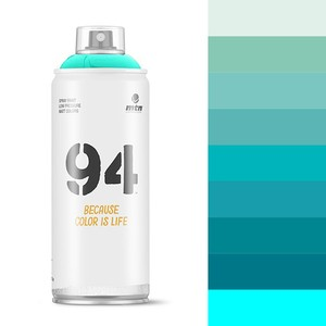 MONTANACOLORS 94 -TURQUOISE COLORS-