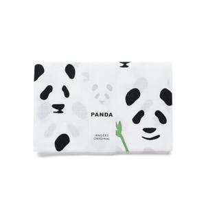 【ネコポス対応】てぬぐい PANDA【ANGERS Original】
