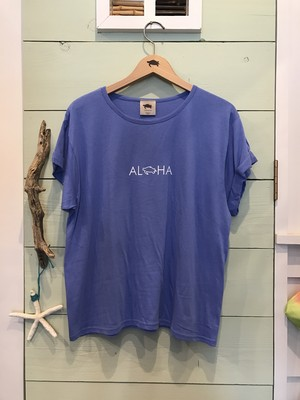 Lady's  材木座限定 ALOHA-T  /LIGHT YELLOW