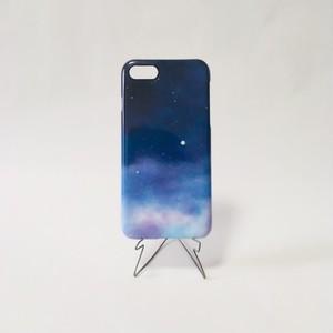 宵の月 iPhoneケース