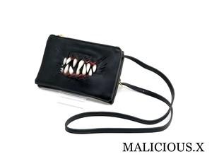 creature mini shoulder bag