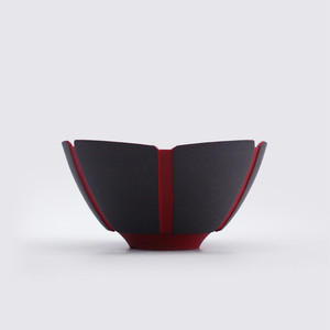 <限定予約販売> NINJYA POT - 兜6 bowl Sサイズ 赤