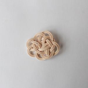 neulo 籐のブローチ ナチュラル B