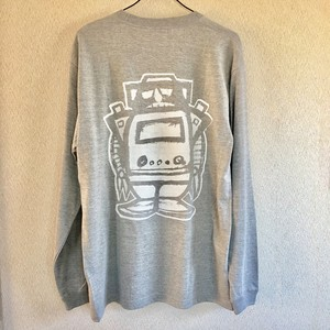""" ROBO "" long sleeve tee"