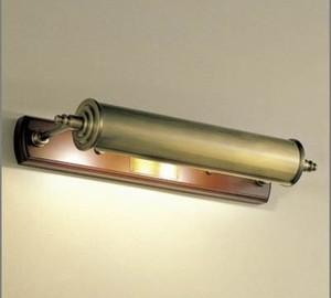 アンティークなセード可動のピクチャーライトM【壁付照明】