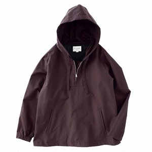 """STILL BY HAND """"WATER-REPELLENT ANORAK PARKA"""""""
