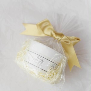 【ラッピングギフト】全身保湿クリーム『 soie (スワ)』 50 g (ラフリジー)