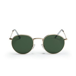 【CHPO】Liam (golden frame and a green lense)