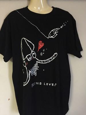 エギングラブTシャツ