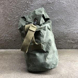 米軍 放出品 ミリタリー ダッフルバッグ コットンキャンバス素材 40's 50's 60's WWⅡ