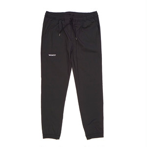FOOTSTEPS JOGGER PANTS BLK